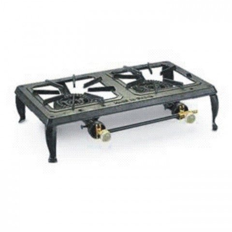 Charmant Double Burner Table Top Stove
