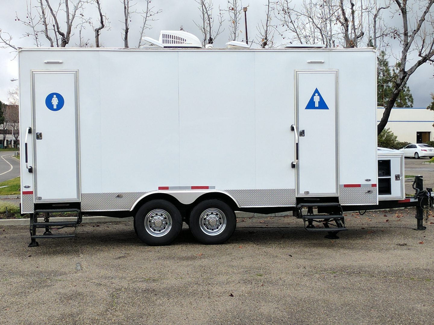 Mobile Bathroom Rentals